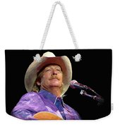 Alan Jackson Weekender Tote Bag