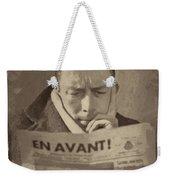 Albert Camus 1 Weekender Tote Bag