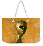 Alien Portrait Weekender Tote Bag