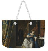 Allegory Of The Catholic Faith Weekender Tote Bag