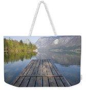 Alpine Clarity Weekender Tote Bag