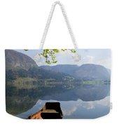 Alpine Moods Weekender Tote Bag