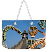 Amusement Park Weekender Tote Bag