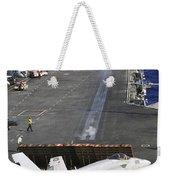 An E-2c Hawkeye Launches Weekender Tote Bag