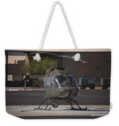An Oh-58 Kiowa Helicopter Of The U.s Weekender Tote Bag