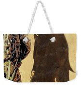Angel Waiting Weekender Tote Bag