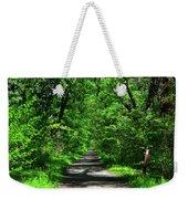 Appalachian Trail In Maryland Weekender Tote Bag