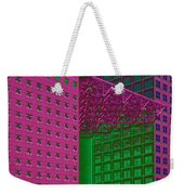 Architectural Abstract Weekender Tote Bag