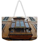 Artistic Architecture In Palma Majorca Spain Weekender Tote Bag
