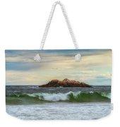 Atlantic Waves Weekender Tote Bag