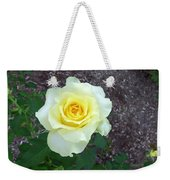 Australia - Yellow Rose Flower Weekender Tote Bag