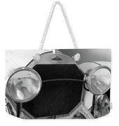 Automobile Of The Past Weekender Tote Bag