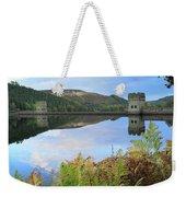 Autumn Derwent Reservoir Derbyshire Peak District Weekender Tote Bag