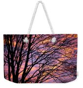 Autumn Sky Weekender Tote Bag by Konstantin Dikovsky