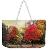 Autumn's Canvas Weekender Tote Bag
