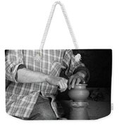 Azores Islands Pottery Weekender Tote Bag