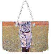 Babe Ruth (1895-1948) Weekender Tote Bag