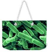 Bacillus Thuringiensis Bacteria Weekender Tote Bag