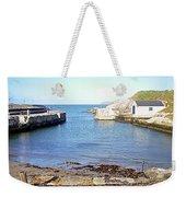 Ballintoy Harbour Weekender Tote Bag