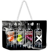 Bar Collection Weekender Tote Bag