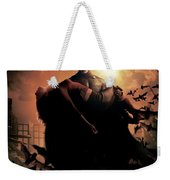 Batman Begins 2005 Weekender Tote Bag