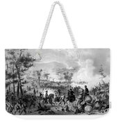 Battle Of Gettysburg Weekender Tote Bag by War Is Hell Store
