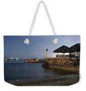 Beach Front Weekender Tote Bag
