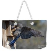 Beak To Beak Weekender Tote Bag