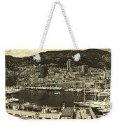 Beautiful Monte Carlo Weekender Tote Bag