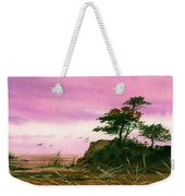 Beautiful Shore Weekender Tote Bag