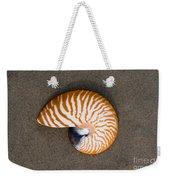 Bellybutton Nautilus - Nautilus Macromphalus Weekender Tote Bag