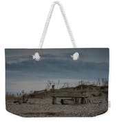 2 Benches Weekender Tote Bag