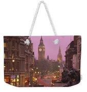 Big Ben London England Weekender Tote Bag