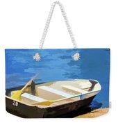 Boat 1 Weekender Tote Bag