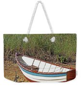 Boat And Anchor Weekender Tote Bag