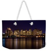 Boston Massachusetts Weekender Tote Bag