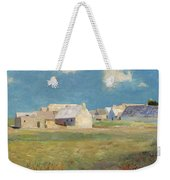 Breton Village Weekender Tote Bag