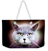 British Shorthair Cat Weekender Tote Bag