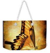 Broad Banded Swallowtail Weekender Tote Bag