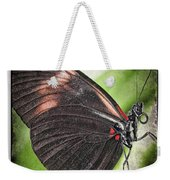 Brush-footed Butterfly Weekender Tote Bag