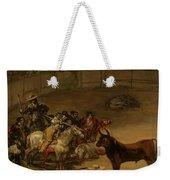 Bullfight - Suerte De Varas Weekender Tote Bag
