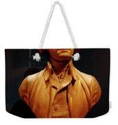 Bust Of Thomas Jefferson  Weekender Tote Bag