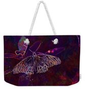Butterfly Insect Wing Wildlife Bug  Weekender Tote Bag