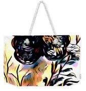Butterfly Sketch Weekender Tote Bag