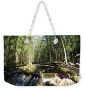 By The Mill Weekender Tote Bag
