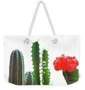 Cactus Plants Weekender Tote Bag