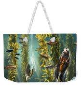 California Kelp Forest Weekender Tote Bag
