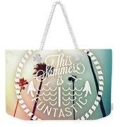 California Palms I Weekender Tote Bag
