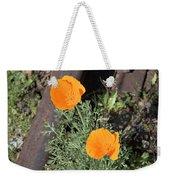 California Poppies Weekender Tote Bag