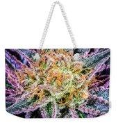 Cannabis Varieties Weekender Tote Bag